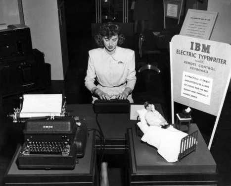 1924 : et Watson la nomma IBM - Les Échos | Social | Scoop.it