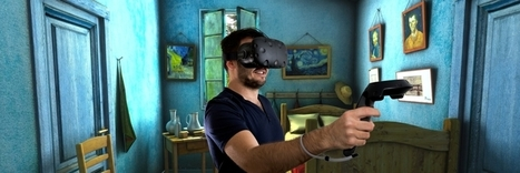 Virtual Reality evolved: Sketchfab VR apps and WebVR support - Sketchfab Blog   Game dev things to look into u know   Scoop.it