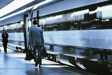 Innovating towards a future where booking rail is as quick and easy as booking an air ticket - Amadeus Corporate Blog   Small business   Scoop.it
