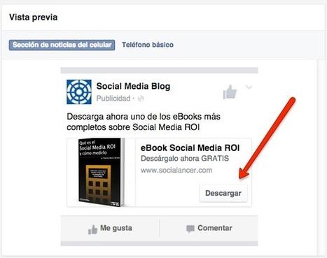 Facebook Lead Ads: Guía Completa para conseguir Leads de forma inmediata con Publicidad   Marketing&Socialmedia   Scoop.it