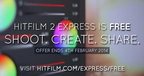 Get HitFilm 2 Express for free - HitFilm.com | Aware Entertainment | Scoop.it