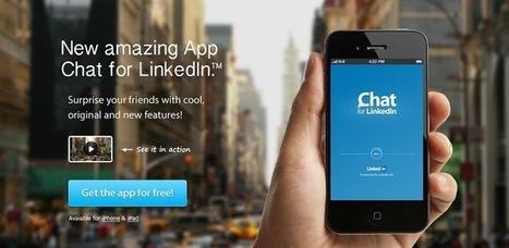 Chat for LinkedIn - Application  GooglePlay | Blink Chat for LinkedIn™ | Scoop.it