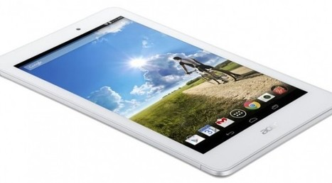 Acer Iconia Tab 8 Tablet with Android 4.4 revealed | Buzzlatest | Latest Buzz | Scoop.it