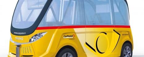 Des minibus sans chauffeurs circuleront bientôt à Sion | HES-SO Valais-Wallis | Scoop.it