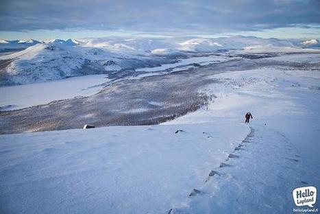 Twitter / hellolapland: Climbing the Heaven's stairs ... | Finland | Scoop.it