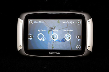 TomTom Rider 400 review | Motorcycle Rider Today | Scoop.it