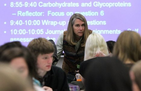 Hands-on science education works best in college, too | STEM Connections | Scoop.it