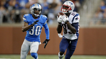 Kenbrell Thompkins Locks Up Starting Role in Patriots Offense With Dominant Performance Against Lions | NFL | Scoop.it