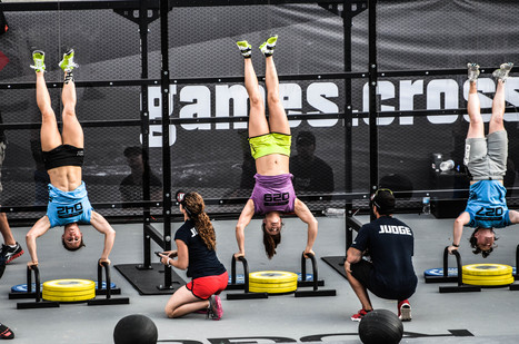 Crossfit Training For Athletes | Crossfit | Scoop.it