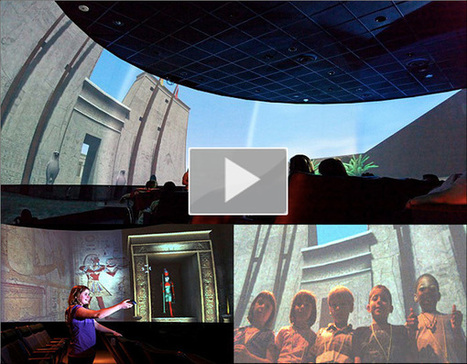 Immersive Education Media | Immersive Education Initiative | cool stuff from research | Scoop.it