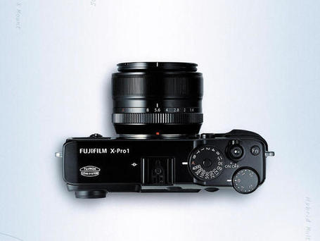 Fujifilm X-Pro1 is just the first of many CSCs to come from Fuji | SnapGear | Fuji X-Pro1 | Scoop.it