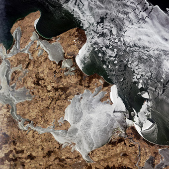 Earth from Space: Rügen on the rocks | GIS Industry News | Remote Sensing News | Scoop.it