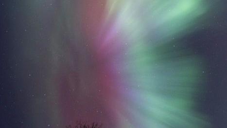 Aurora borealis roars back to Saskatchewan - CBC.ca | Planet Earth | Scoop.it