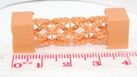 Custom 3D-Printed Beams Can Be 10,000 Times Stronger Than Steel | Amazing Science | Scoop.it
