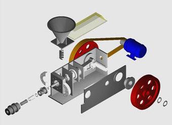 Biomass Briquetting Machine Supplier | Gasifier | Scoop.it