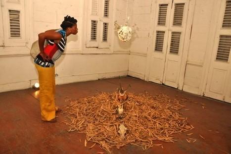 Une autre vision de l'art contemporain haïtien à Villa Kalewès - Le Nouvelliste | art move | Scoop.it