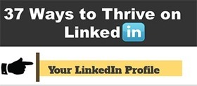 37 Ways To Thrive On Linkedin: An Infographic By Boot Camt Digital | SEO Tips, Advice, Help