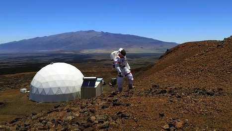 How NASA scientists plan to farm on Mars | Managing Technology and Talent for Learning & Innovation | Scoop.it
