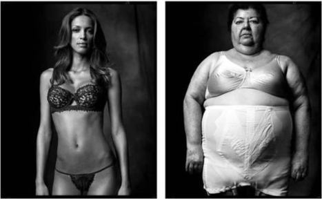 Created equal – Contrasts of Life, Beautiful photography project by Mark Laita | My global Bordeaux | Scoop.it