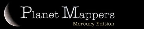 Mercury Mappers | @ThorMercury1 Promotes Science | Scoop.it