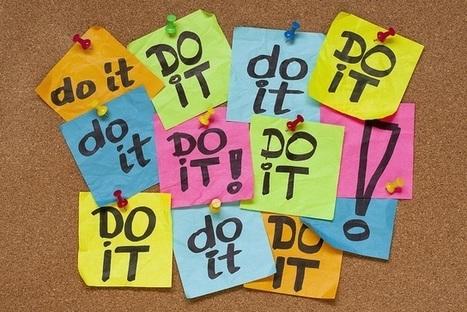 """6 trucos para """"ponerte las pilas"""" con el trabajo cuando estás desmotivado - Medciencia   El rincón de mferna   Scoop.it"""