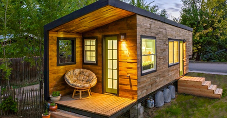 11 Tiny Houses That Will Make You Want To Live A Simpler Life | Small Houses and Sustainable Architecture | Scoop.it