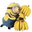 Minion Bananas Icon | IconsFind | iconsfind | Scoop.it