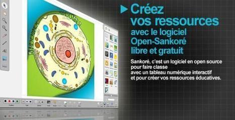 Sankoré   Le portail de l'éducation numérique libre en partage   Education & Numérique   Scoop.it
