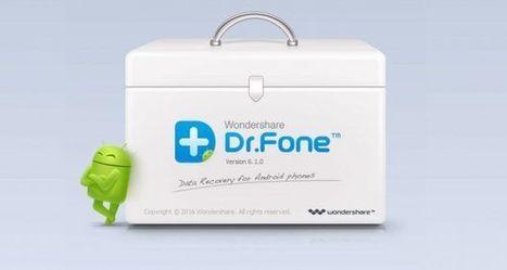 Dr.Fone, il software perfetto per il recupero dei dati da Samsung Galaxy S3/S4/S5 | recupero dati | Scoop.it