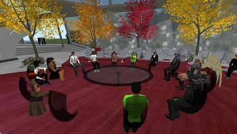 Sept. 29, 2011: Mesh ... - Virtual Worlds Education Roundtable | Virtual University: Education in Virtual Worlds | Scoop.it