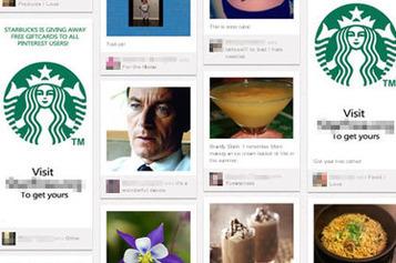 Des liens frauduleux font leur apparition sur Pinterest - Le Journal du Net : e-Business, Informatique, Economie et Management | Webmarketing, Medias Sociaux | Scoop.it