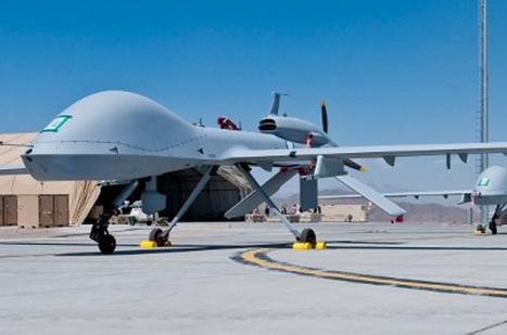 Why is Europe obsessed with drones? - Aljazeera.com | Europe policies | Scoop.it