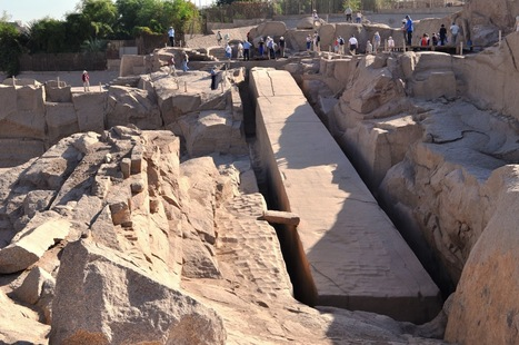 High Dam and Unfinished obelisk in Egypt | BEST TOUR GUIDE IN EGYPT | Scoop.it