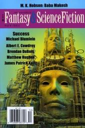 The Magazine Of Fantasy & Science Fiction Nov/Dec 2013 Volume 125 # 710 (magazine review). | GarryRogers Biosphere News | Scoop.it