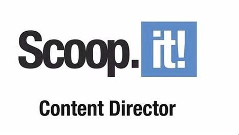 Scoop-it lance Content Director pour aider à faire du content marketing - #Arobasenet | Marketing-survey | Scoop.it