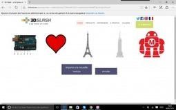 3D Slash: la 3D à portée de tous sur tous vos ordinateurs et en ligne – Le coutelas de Ticeman | le foyer de Ticeman | Scoop.it