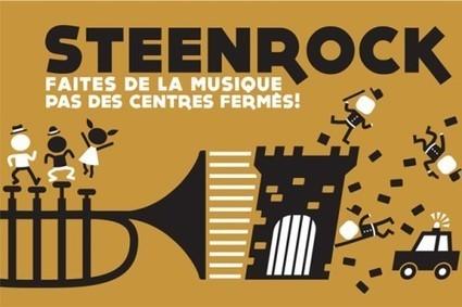C'était Steenrock 2012 ... | Occupy Belgium | Scoop.it