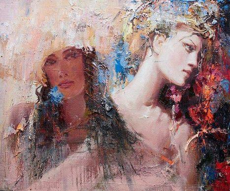 Mstislav Pavlov   Favorite Paintings digital   Scoop.it