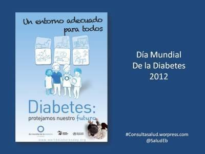 Día Mundial de laDiabetes | Consultasalud | Scoop.it