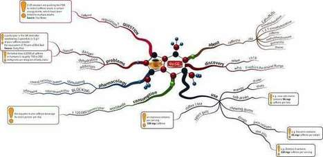 Using mind maps as infographics | Excellent Infographics | Scoop.it