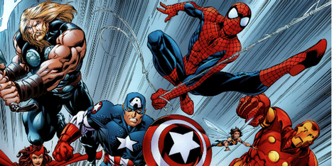 How Spider-Man Will Fit Into The MCU, According To Marvel President - Cinema Blend   Comic Book Trends   Scoop.it