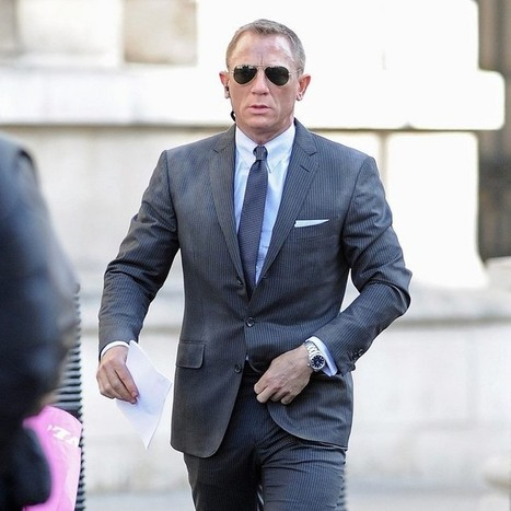 My name is Bond, James Bond… | Blog fan de lunettes | Fan2Lunettes | Scoop.it