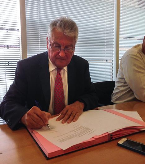 L'Anact signe une convention de partenariat avec l'Association des Régions de France (ARF) | Actu' | Scoop.it