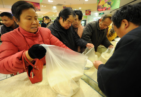 'Cadmium Rice' Is China's Latest Food Scandal | Sustain Our Earth | Scoop.it