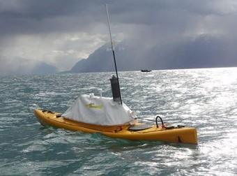 Un Belouga utilisé par l'IFREMER pour des prélèvements   Blog du constructeur Plasmor   Le kayak de mer   Scoop.it