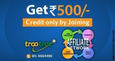 Sign-Up as an affiliate with Trootrac Media & Get Rs 500/-   Holiday Packages   Scoop.it