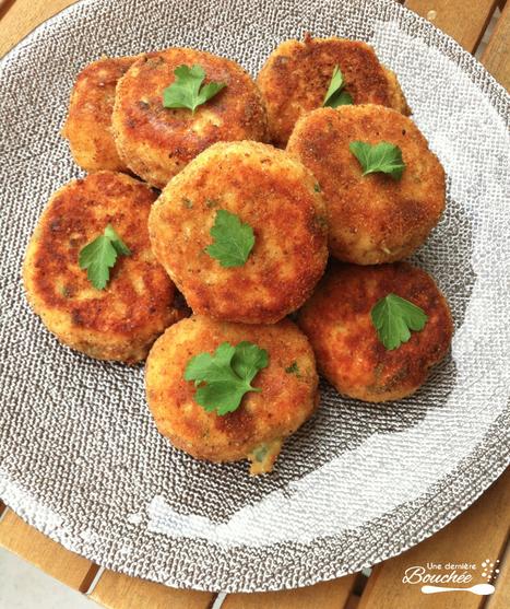 RECETTE DES CROQUETTES DE CABILLAUD | <3 Food | Scoop.it