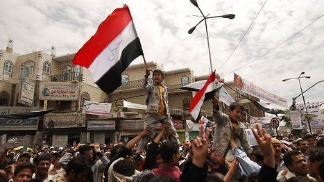 #Yemen: Forward to #victory, revolutionaries say | From Tahrir Square | Scoop.it