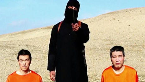 ISIS threatens execution of Japanese hostages if ransom not paid in new video | The Political Side of Things | Scoop.it