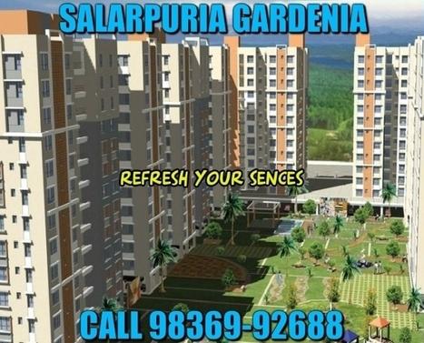Salarpuria Gardenia | Real Estate | Scoop.it